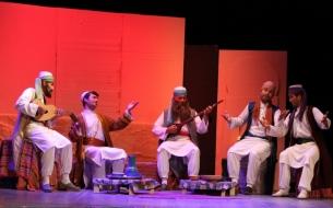 Արւեստից միութեան «Շանթ ու Շանթիկ» թատերախմբի ներկայացում