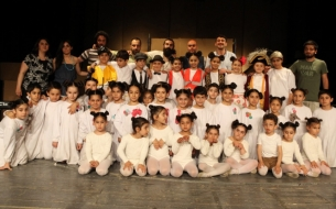 Արւեստից միութեան «Մկստան» թատերական ներկայացում